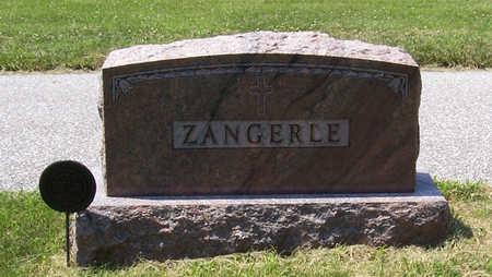 ZANGERLE, (LOT) - Shelby County, Iowa | (LOT) ZANGERLE