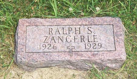 ZANGERLE, RALPH S. - Shelby County, Iowa | RALPH S. ZANGERLE