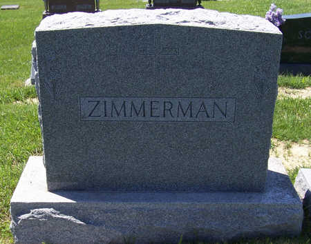 ZIMMERMAN, JOSEPH & BARBARA (LOT) - Shelby County, Iowa | JOSEPH & BARBARA (LOT) ZIMMERMAN