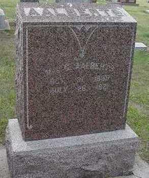 AALBERTS, G. MRS. - Sioux County, Iowa | G. MRS. AALBERTS
