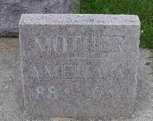 ALBERS, AMELIA (MRS. ALBERT) - Sioux County, Iowa   AMELIA (MRS. ALBERT) ALBERS