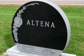 ALTENA, JOHANNA (1916-1995) - Sioux County, Iowa | JOHANNA (1916-1995) ALTENA