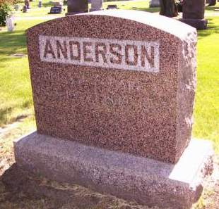 ANDERSON, CHARLES H. - Sioux County, Iowa | CHARLES H. ANDERSON