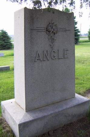 ANGEL, HEADSTONE - Sioux County, Iowa | HEADSTONE ANGEL