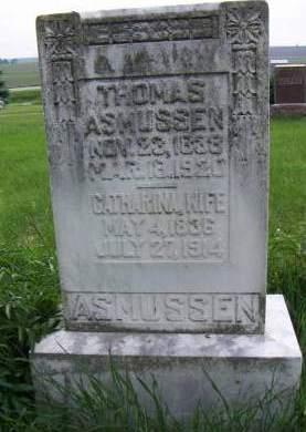 ASMUSSEN, THOMAS - Sioux County, Iowa | THOMAS ASMUSSEN
