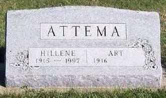 ATTEMA, HILLENE - Sioux County, Iowa | HILLENE ATTEMA
