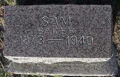 BAKER, SAM - Sioux County, Iowa | SAM BAKER
