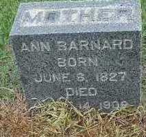 BARNARD, ANN - Sioux County, Iowa | ANN BARNARD
