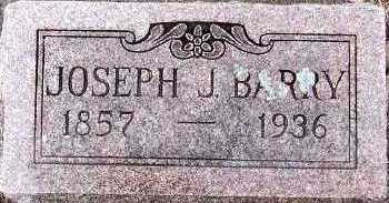 BARRY, JOSEPH J. - Sioux County, Iowa | JOSEPH J. BARRY