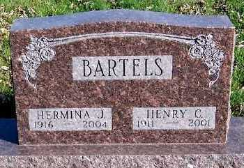 BARTELS, HENRY C. - Sioux County, Iowa | HENRY C. BARTELS