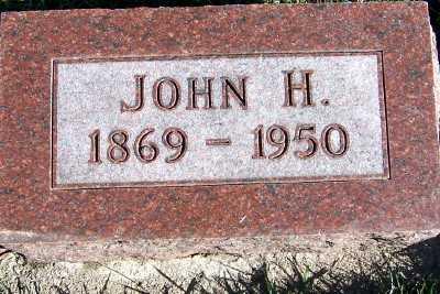 BAUDER, JOHN H. - Sioux County, Iowa | JOHN H. BAUDER