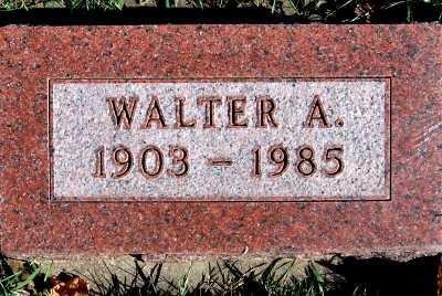 BAUDER, WALTER A. - Sioux County, Iowa | WALTER A. BAUDER