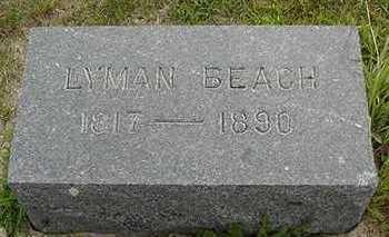 BEACH, LYMAN - Sioux County, Iowa | LYMAN BEACH