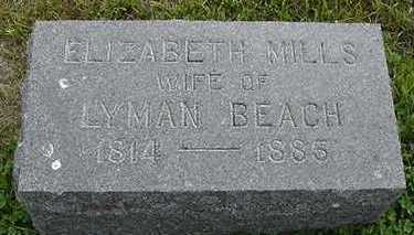 BEACH, MARGARET ELIZABETH - Sioux County, Iowa | MARGARET ELIZABETH BEACH
