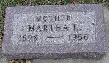 BEERMANN, MARTHA L. - Sioux County, Iowa   MARTHA L. BEERMANN