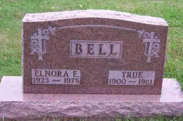 BELL, TRUE - Sioux County, Iowa | TRUE BELL