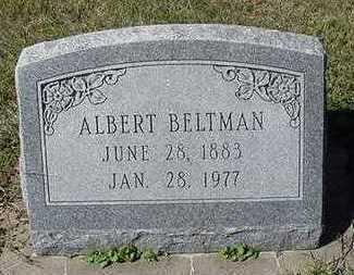 BELTMAN, ALBERT - Sioux County, Iowa | ALBERT BELTMAN