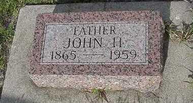 BELTMAN, JOHN H. - Sioux County, Iowa   JOHN H. BELTMAN