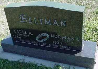 BELTMAN, NORMAN E. - Sioux County, Iowa | NORMAN E. BELTMAN