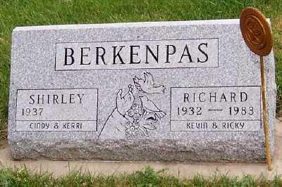BERKENPAS, RICHARD - Sioux County, Iowa | RICHARD BERKENPAS