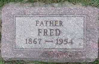 BERTRAM, FRED - Sioux County, Iowa | FRED BERTRAM