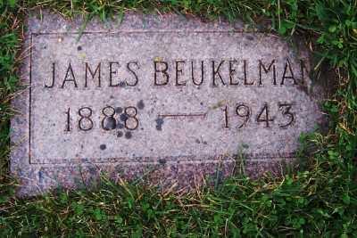 BEUKELMAN, JAMES - Sioux County, Iowa | JAMES BEUKELMAN