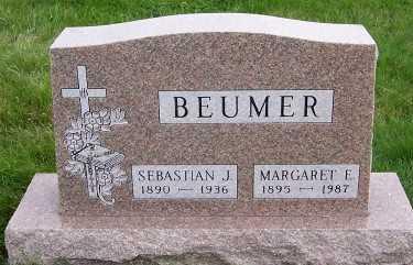 BEUMER, SEBASTIAN J. - Sioux County, Iowa   SEBASTIAN J. BEUMER