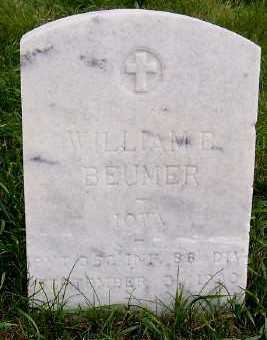BEUMER, WILLIAM B. (3 SEP 1930) - Sioux County, Iowa   WILLIAM B. (3 SEP 1930) BEUMER