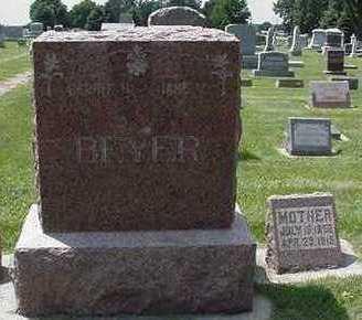 BEYER, GERRIT H. - Sioux County, Iowa | GERRIT H. BEYER