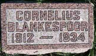 BLANKESPOOR, CORNELIUS - Sioux County, Iowa | CORNELIUS BLANKESPOOR