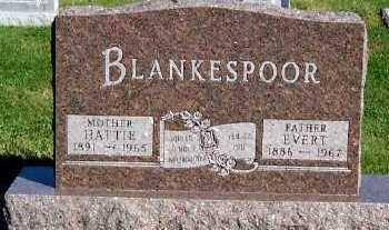 BLANKESPOOR, EVERT - Sioux County, Iowa | EVERT BLANKESPOOR