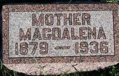 BLANKESPOOR, MAGDALENA - Sioux County, Iowa | MAGDALENA BLANKESPOOR