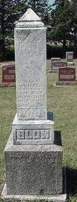 BLOM, WILLEMPTJE (MRS. JAN) - Sioux County, Iowa | WILLEMPTJE (MRS. JAN) BLOM