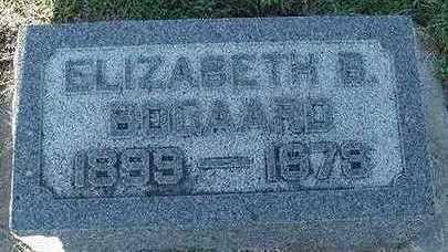 BOGAARD, ELIZABETH  B. - Sioux County, Iowa | ELIZABETH  B. BOGAARD