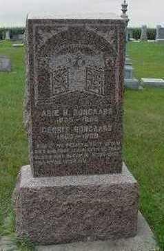 BOMGAARS, ARIE H. - Sioux County, Iowa | ARIE H. BOMGAARS