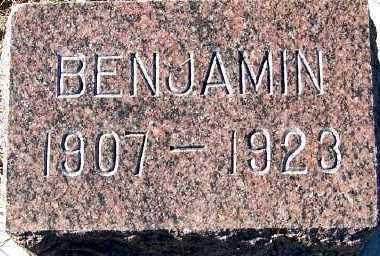 BONNEMA, BENJAMIN - Sioux County, Iowa | BENJAMIN BONNEMA