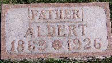 BONTHUIS, ALDERT - Sioux County, Iowa   ALDERT BONTHUIS