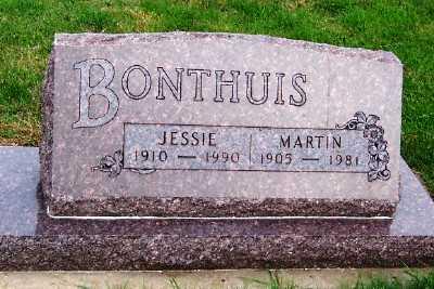 BONTHUIS, MARTIN - Sioux County, Iowa | MARTIN BONTHUIS