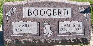 BOOGERD, JAMES B. - Sioux County, Iowa | JAMES B. BOOGERD
