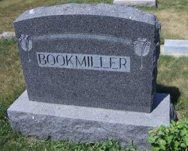 BOOKMILLER, HEADSTONE - Sioux County, Iowa | HEADSTONE BOOKMILLER