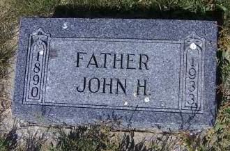 BOOKMILLER, JOHN H. - Sioux County, Iowa | JOHN H. BOOKMILLER