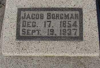 BORGMAN, JAOCB - Sioux County, Iowa | JAOCB BORGMAN