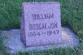 BOSCALJON, WILLIAM - Sioux County, Iowa | WILLIAM BOSCALJON
