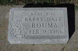 BOUMA, BARRY DALE (BABY) - Sioux County, Iowa | BARRY DALE (BABY) BOUMA