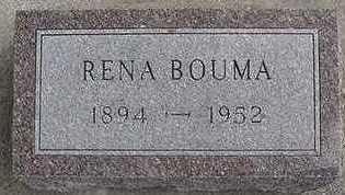 BOUMA, RENA - Sioux County, Iowa   RENA BOUMA