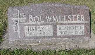 BOUWMEESTER, BLANCHE (MRS. HARRY) - Sioux County, Iowa | BLANCHE (MRS. HARRY) BOUWMEESTER