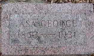 BOWEN, ASA GEORGE - Sioux County, Iowa | ASA GEORGE BOWEN