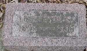 BOWEN, LEVERETTE C. - Sioux County, Iowa   LEVERETTE C. BOWEN