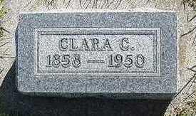 BOWERS, CLARA C. - Sioux County, Iowa | CLARA C. BOWERS