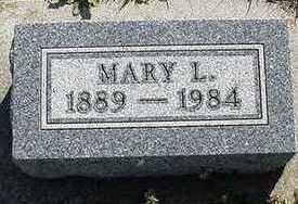 BOWERS, MARY L. - Sioux County, Iowa | MARY L. BOWERS